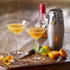 Orange Martinis