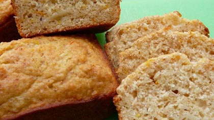 Tangerine Pineapple Bread